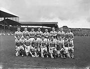 All Ireland Senior Hurling Championship Final,.04.09.1960, 09.04.1960, 4th September 1960,.Wexford Team, .Senior Wexford v Tipperary, Wexford 2-15 Tipperary 0-11,.. 04091960AISHCF,