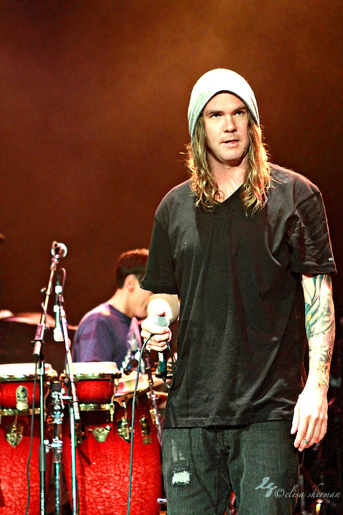 The Dirty Heads perform October 6th opening for O.A.R. at the Paramount Theatre in Seattle, Washington