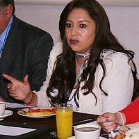 Toluca, México.- Dora Elena Real, diputada local, lamento que en algunos municipios mexiquenses como San José del Rincón, San Felipe del Progreso  y el Oro, donde la población es mayoritariamente indígena, por lo menos 60 por ciento de las mujeres son víctimas de violencia intrafamiliar. Agencia MVT / José Hernández