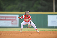 Lafayette High's Jada McIntosh vs. West Lauderdale in MHSAA Class 4A playoff action in Oxford, Miss. on Friday, May 2, 2014.