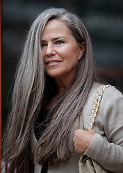© Licensed to London News Pictures. 16/11/2012. Hammersmith, London, U.K..Koo Stark, ex-girlfriend of Prince Andrew, Duke of York, arriving this morning (16/11/2012) at Hammersmith magistrates courts for a hearing as she is accused of stealing a £50,000 painting from the house of Warren Walker, father of her 15 year old daughter Tatiana..Photo credit : Rich Bowen/LNP