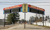 The Weirs Beach Drive-In Theater will be the site for the 2016 LaconiaFest bringing a Music Festival to Laconia during this year's Motorcycle Week in June.  (Karen Bobotas/for the Laconia Daily Sun)