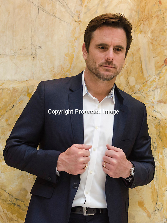 Actor Charles Esten, Washington DC, 2014