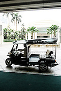 Tuk-tuk tour at the Peninsula Bangkok