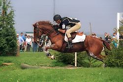 Todd Mark - Eyespy II<br /> The Mitsubishi Motors Badminton Horse Trials 2000<br /> Photo © Dirk Caremans