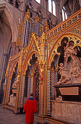 Westminster Abbey Interior