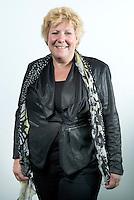 ROTTERDAM -  Karin van Willigen    <br /> (manager financiën KNHB). ALV van de KNHB in het Feijenoord Stadion; FOTO KOEN SUYK
