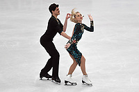 Piper GILLES, Paul POIRIER Canada  <br /> Ice Dance Short Dance <br /> Milano 23/03/2018 Assago Forum <br /> Milano 2018 - ISU World Figure Skating Championships <br /> Foto Andrea Staccioli / Insidefoto