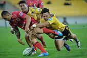20140426 Super Rugby - Hurricanes v Reds