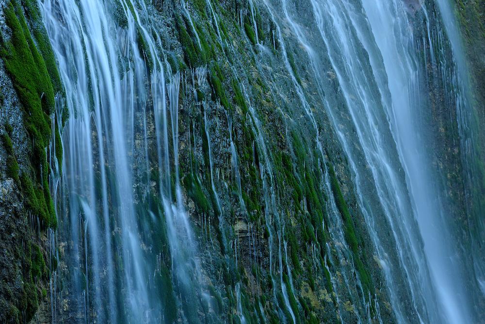 Canada, British Columbia,Chilliwak, Bridal Veil Falls