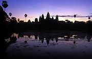 CAMBODIA: Angkor Wat.The temples of Angkor Wat