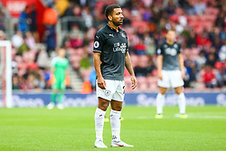 Aaron Lennon of Burnley - Mandatory by-line: Ryan Hiscott/JMP - 12/08/2018 - FOOTBALL - St Mary's Stadium - Southampton, England - Southampton v Burnley - Premier League