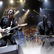 Slipknot, Mayhem Fest 2008