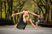 Dance As Art The New York City Photography Project: The Mall Central Park Series with dancer Jenny Bohlstrom