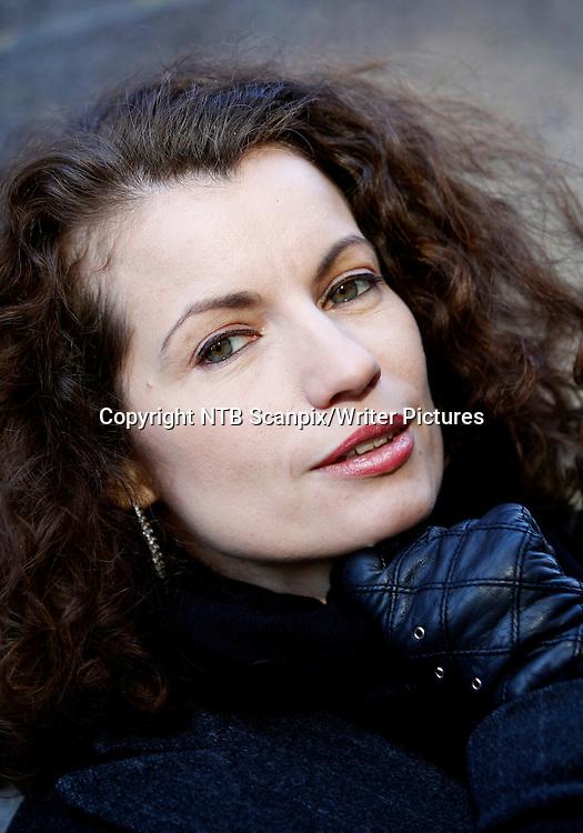 OSLO 20100303: Under psevdonymet Lars Kepler har det svenske forfatterparet  Alexandra Coelho Ahndoril (bildet) og Alexander Ahndoril skrevet kriminalromanen Hypnotis&macr;ren. N&Acirc; kommer boken ut i norsk oversettelse.  <br /> Foto: Lise &asymp;serud, Scanpix<br /> <br /> NTB Scanpix/Writer Pictures<br /> <br /> WORLD RIGHTS, DIRECT SALES ONLY, NO AGENCY