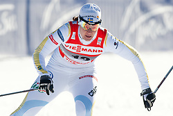 05.01.2011, Nordic Arena, Toblach, ITA, FIS Cross Country, Tour de Ski, Qualifikation Sprint Women and Men, im Bild Britta Johansson Norgren  (SWE, #13). EXPA Pictures © 2011, PhotoCredit: EXPA/ J. Groder