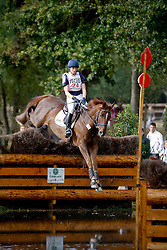 Auffarth Sandra (GER) - Opgun Louvo<br /> World Championship Young Eventing Horses<br /> Le Lion d'Angers 2009<br /> © Hippo Foto - Christophe Bricot