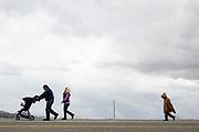 "A family travels the ""High Road to Taos"" en route to El Santuario de Chimayo."