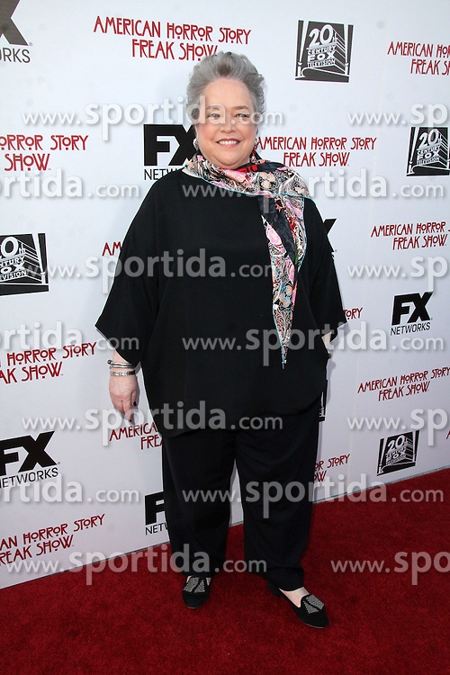 Kathy Bates, at the &quot;American Horror Story: Freak Show&quot; For Your Consideration Screening, Paramount Studios, Los Angeles, CA 06-11-15. EXPA Pictures &copy; 2015, PhotoCredit: EXPA/ Photoshot/ Martin Sloan<br /> <br /> *****ATTENTION - for AUT, SLO, CRO, SRB, BIH, MAZ only*****