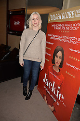 Gemma Styles at a private screening of Jackie hosted by Rosie Nixon and Tabitha Webb at the Bulgari Hotel, 171 Knightsbridge, London,  England. 12 January 2017.