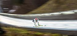 05.01.2014, Paul Ausserleitner Schanze, Bischofshofen, AUT, FIS Ski Sprung Weltcup, 62. Vierschanzentournee, Qualifikation, im Bild Janne Ahonen (FIN) // Janne Ahonen (FIN) during qualification Jump of 62nd Four Hills Tournament of FIS Ski Jumping World Cup at the Paul Ausserleitner Schanze, Bischofshofen, Austria on 2014/01/05. EXPA Pictures © 2014, PhotoCredit: EXPA/ JFK