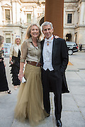 LADY ALISON MYNERS; SIS STUART ROSE, Royal Academy Annual dinner, Piccadilly, London. 6 June 2016