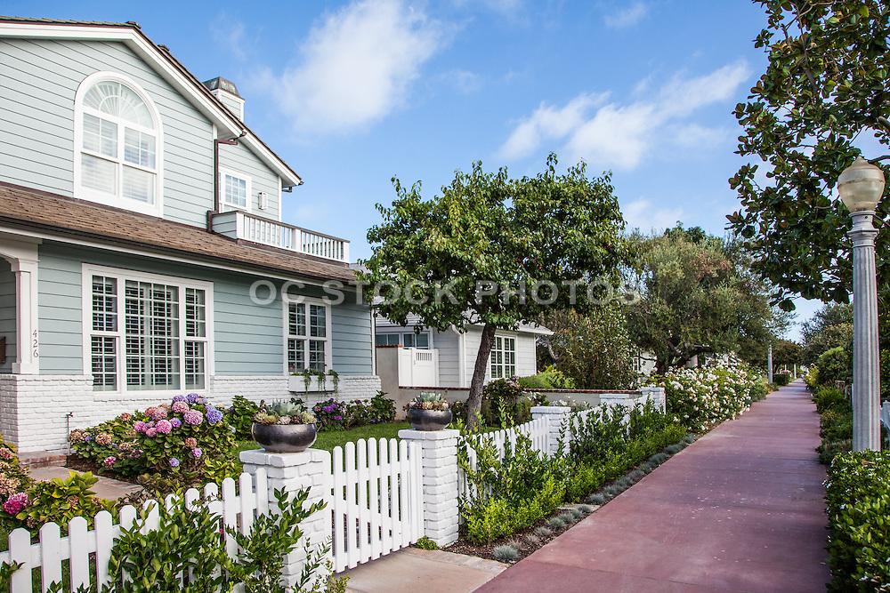 Newport Beach Residential Community