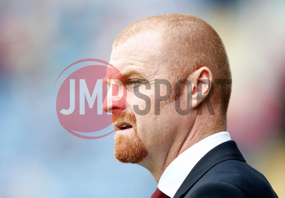 Burnley Manager, Sean Dyche  - Photo mandatory by-line: Matt Bunn/JMP - Tel: Mobile: 07966 386802 17/08/2013 - SPORT - FOOTBALL - Turf Moor - Burnley -  Burnley V Yeovil Town - Sky Bet Championship