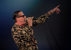 22.06.2019, Baumbar Areal, Kaprun, AUT, Austropop Festival, im Bild Falco - The Show // Falco - The Show during the Austropop Music Festival in Kaprun, Austria on 2019/06/22. EXPA Pictures © 2019, PhotoCredit: EXPA/Stefanie Oberhauser