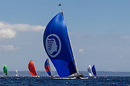SPAIN, Palma. 22nd June 2013. Superyacht Cup. Atalante, 90ft/(27.5m), designed by Hoek Design, built by Claasen Jachtbouw.