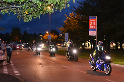 BIKERS in Memory of Darryl,  Tesco Kettering Tuesday 10th October 2017