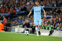 Football - 2016 / 2017 Champions League - Qualifying Play-Off, Second Leg: Manchester City [5] vs. Steaua Bucharest [0]<br /> <br /> Nolito of Manchester City during the match, at the Ethihad Stadium.<br /> <br /> COLORSPORT/LYNNE CAMERON