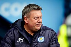 Leicester City manager Craig Shakespeare - Mandatory by-line: Matt McNulty/JMP - 13/05/2017 - FOOTBALL - Etihad Stadium - Manchester, England - Manchester City v Leicester City - Premier League