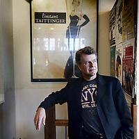 """Nederland,Amsterdam ,25 februari 2013..Boris Dittrich (Utrecht, 21 juli 1955) is een Nederlands politicus, en was lid van de Tweede Kamer voor D66 van 17 mei 1994 tot 30 november 2006..In mei 2007 begon Dittrich te werken voor de mensenrechtenorganisatie Human Rights Watch. Deze organisatie ontving eerder de Nobelprijs voor de Vrede en in 2007 de Geuzenpenning voor haar activiteiten op het gebied van mensenrechten. Dittrich heeft een internationale functie als """"advocacy director for gay rights"""". In 2007 is hij naar New York verhuisd. Namens Human Rights Watch reist hij over de wereld en bespreekt de situatie van homoseksuelen in allerlei landen..Foto:Jean-Pierre Jans"""
