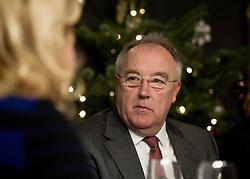 Keith Burt  - Photo mandatory by-line: Joe Meredith/JMP - Mobile: 07966 386802 - 03/12/2014 - Bristol Sport Christmas Lunch - Bristol - Gold Brick House
