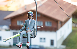 19.12.2014, Nordische Arena, Ramsau, AUT, FIS Nordische Kombination Weltcup, Skisprung, PCR, im Bild Akito Watabe (JPN) // during Ski Jumping of FIS Nordic Combined World Cup, at the Nordic Arena in Ramsau, Austria on 2014/12/19. EXPA Pictures © 2014, EXPA/ JFK