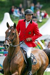 Van Roosbroeck Maurice, BEL, Le Coup C<br />  CSIO Sankt Gallen 2005<br /> © Hippo Foto - Dirk Caremans<br /> 05/06/2005