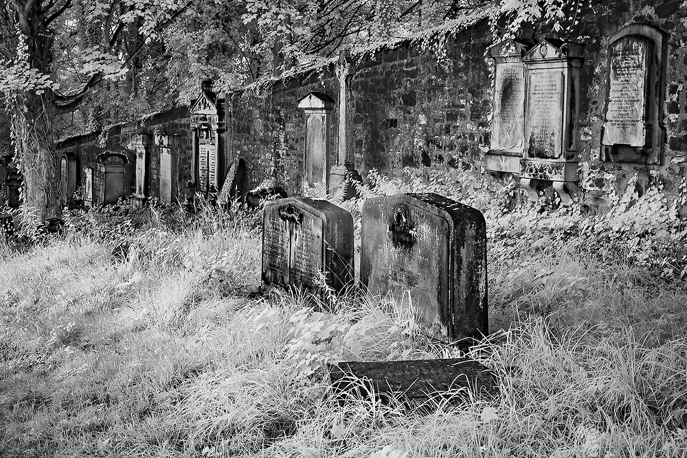 Warriston Cemetery #1, Edinburgh, Scotland