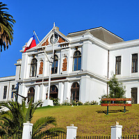 National Maritime Museum in Valpara&iacute;so, Chile<br />