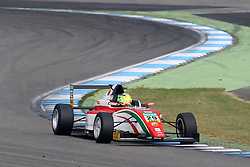 Mick Schumacher (GER) vom Prema Powerteam beim Rennen in der ADAC Formel 4 auf dem Hockenheimring<br /> <br /> / 300916<br /> <br /> ***ADAC Formula 4 race on September 30th, 2016 in Hockenheim, Germany.***