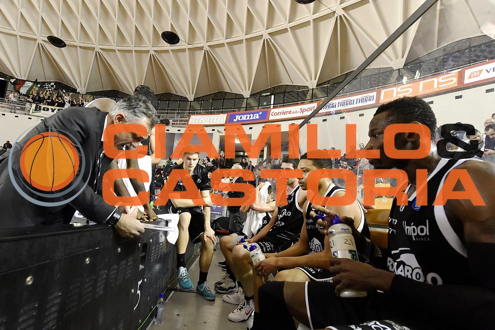 DESCRIZIONE : Roma Lega A 2014-15 Acea Roma Granarolo Bologna<br /> GIOCATORE : Giorgio Valli<br /> CATEGORIA : coach allenatore ritratto time out<br /> SQUADRA : Granarolo Bologna<br /> EVENTO : Campionato Lega A 2014-2015<br /> GARA : Acea Roma Granarolo Bologna<br /> DATA : 04/01/2015<br /> SPORT : Pallacanestro <br /> AUTORE : Agenzia Ciamillo-Castoria/GiulioCiamillo<br /> Galleria : Lega Basket A 2014-2015<br /> Fotonotizia : Roma Lega A 2014-15 Acea Roma Granarolo Bologna