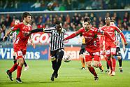 KV Oostende v Sporting Charleroi - 24 October 2017