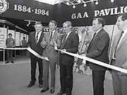 Opening of G.A.A. Centenary Exhibition at R.D.S.'s main hall, Merrion Road, Dublin,<br />