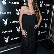 NLD/Amsterdam/20140410 - Presentatie Playboy met Melisa Schaufeli,