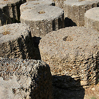 Alberto Carrera, Ruins of Ancient Olympia, Olympia, Peloponnese, Greece, Europe
