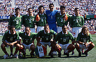 FIFA World Cup - France 1998<br /> 29.6.1998, Stade de la Mosson, Montpellier, France.<br /> Round of 16, Germany v Mexico.