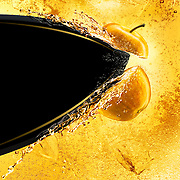 Strongbow Apple Cider Ray Massey is an established, award winning, UK professional  photographer, shooting creative advertising and editorial images from his stunning studio in a converted church in Camden Town, London NW1. Ray Massey specialises in drinks and liquids, still life and hands, product, gymnastics, special effects (sfx) and location photography. He is particularly known for dynamic high speed action shots of pours, bubbles, splashes and explosions in beers, champagnes, sodas, cocktails and beverages of all descriptions, as well as perfumes, paint, ink, water – even ice! Ray Massey works throughout the world with advertising agencies, designers, design groups, PR companies and directly with clients. He regularly manages the entire creative process, including post-production composition, manipulation and retouching, working with his team of retouchers to produce final images ready for publication.