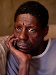 Mandna Hlatshwayo (b. 1960) went into exile in 1979 and received training in intelligence in Angola. He frequently returned underground to South Africa to do political work and organizing. ..