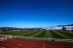 A general view of Stoke Gifford Stadium, home to Bristol City Women - Mandatory by-line: Robbie Stephenson/JMP - 24/03/2019 - FOOTBALL - Stoke Gifford Stadium - Bristol, England - Bristol City Women v Everton Ladies - FA Women's Super League
