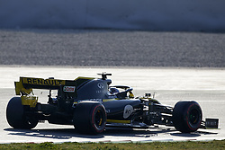 February 28, 2019 - Spain - Daniel Ricciardo (Renault F1 Team) RF19 car seen in action during the winter testing days at the Circuit de Catalunya in Montmelo  (Credit Image: © Fernando Pidal/SOPA Images via ZUMA Wire)